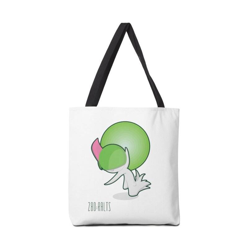 Ralts Accessories Bag by jaredslyterdesign's Artist Shop