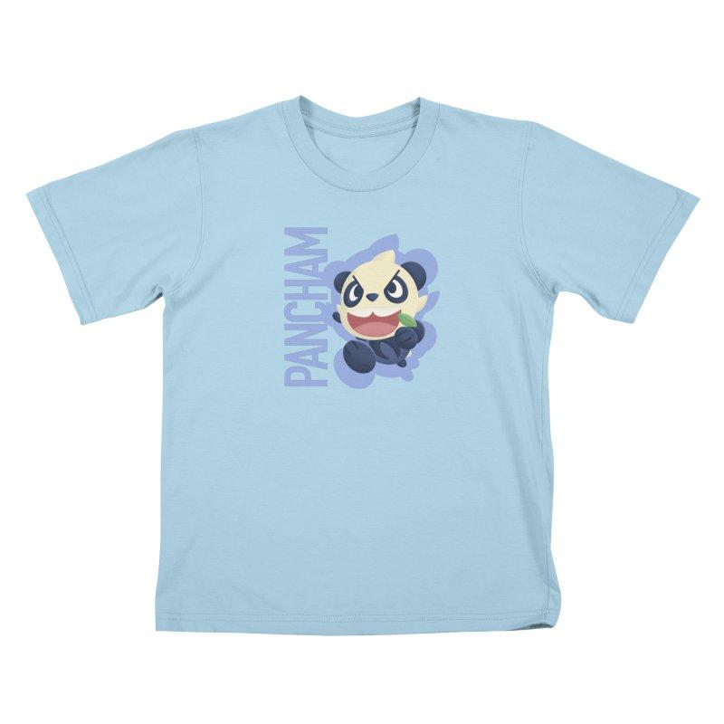Derek Kids T-Shirt by jaredslyterdesign's Artist Shop