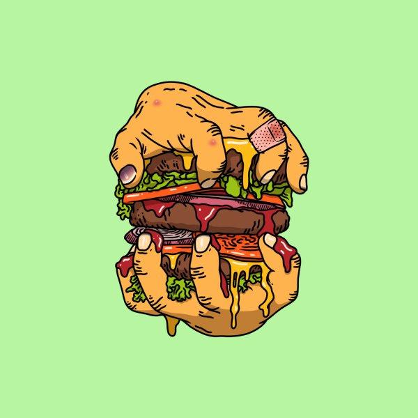 image for HANDburger