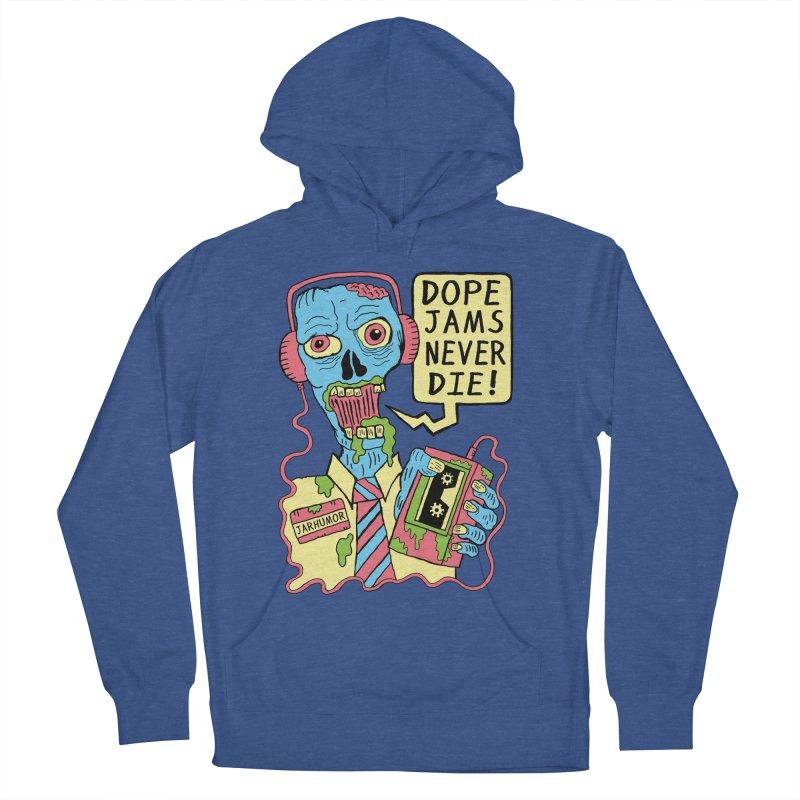 Dope Jams Zombie Women's Pullover Hoody by JARHUMOR
