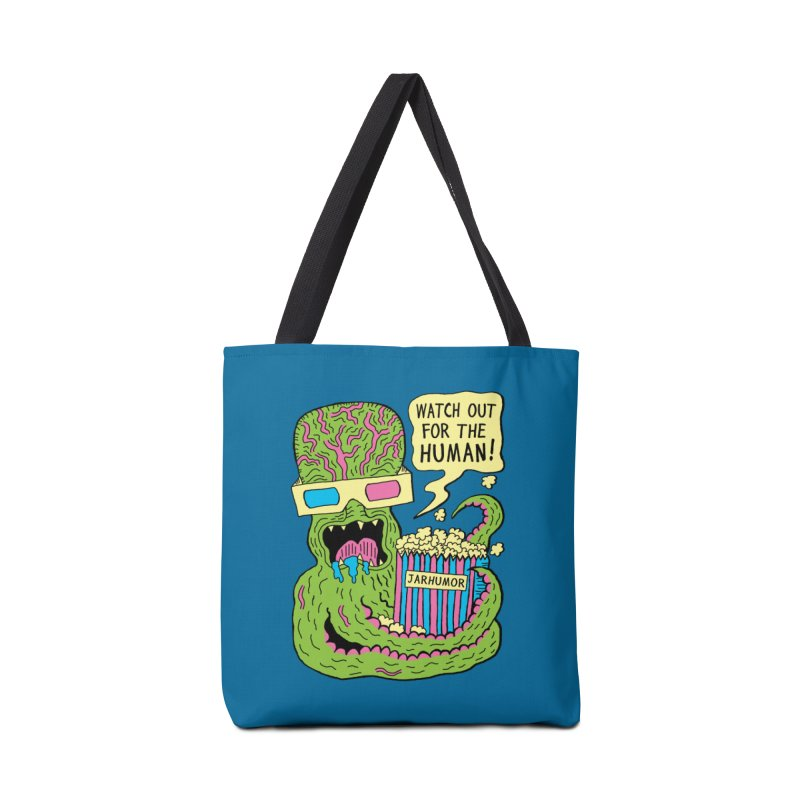 Alien Monster Movie Accessories Bag by JARHUMOR