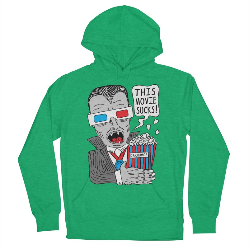 This Movie Sucks Women's Pullover Hoody by James A. Roberson (JARHUMOR)