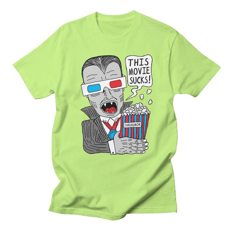 This Movie Sucks Men's T-shirt by James A. Roberson (JARHUMOR)