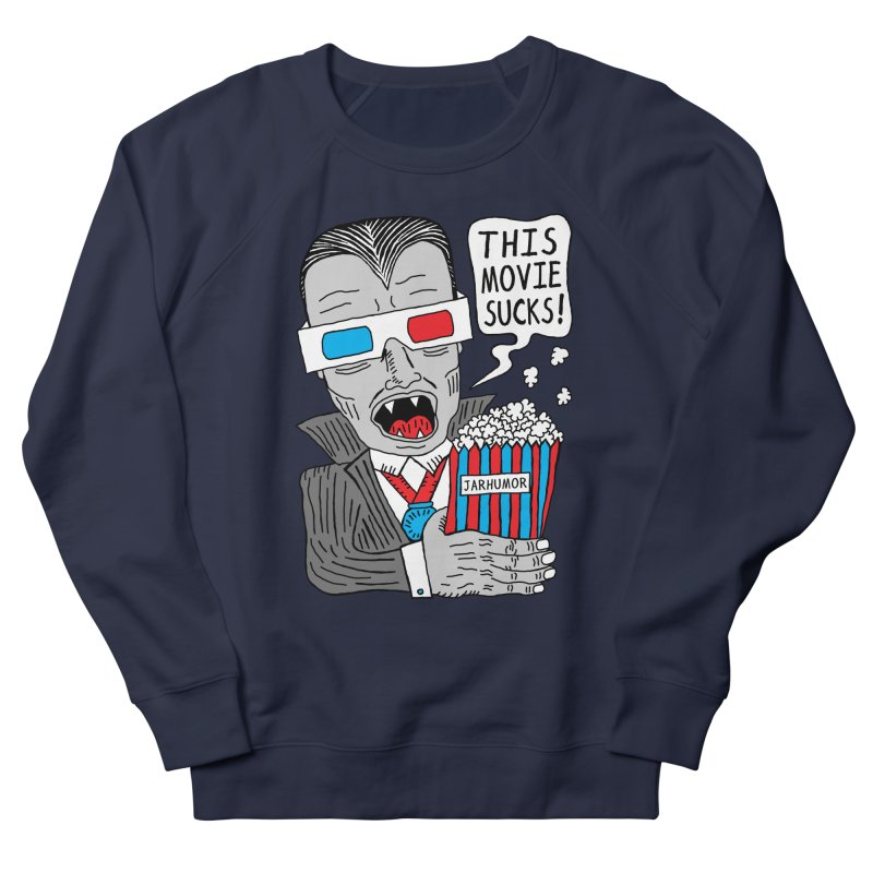 This Movie Sucks Women's Sweatshirt by JARHUMOR