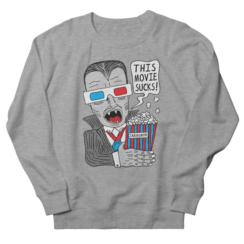 This Movie Sucks Men's Sweatshirt by JARHUMOR