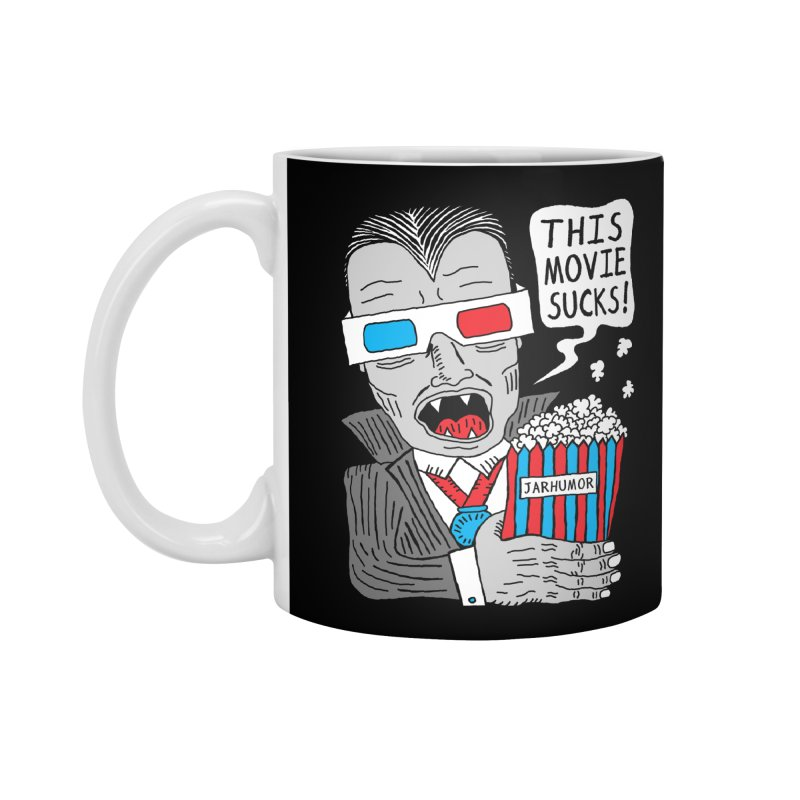 This Movie Sucks Accessories Standard Mug by JARHUMOR