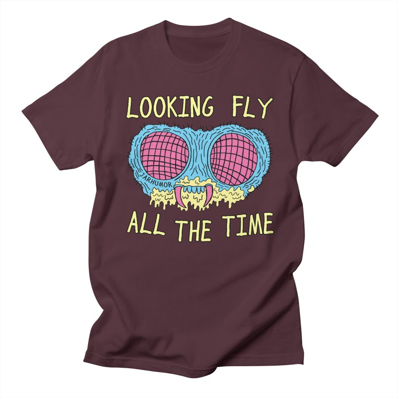 Looking Fly Men's T-shirt by James A. Roberson (JARHUMOR)