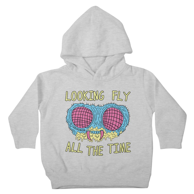 Looking Fly Kids Toddler Pullover Hoody by JARHUMOR