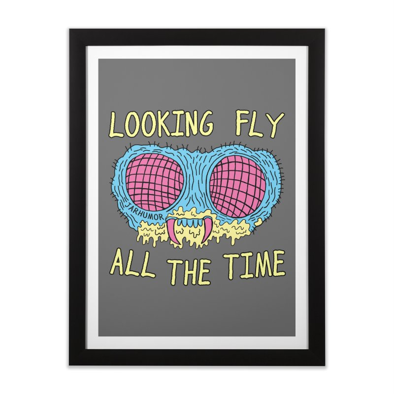 Looking Fly   by James A. Roberson (JARHUMOR)