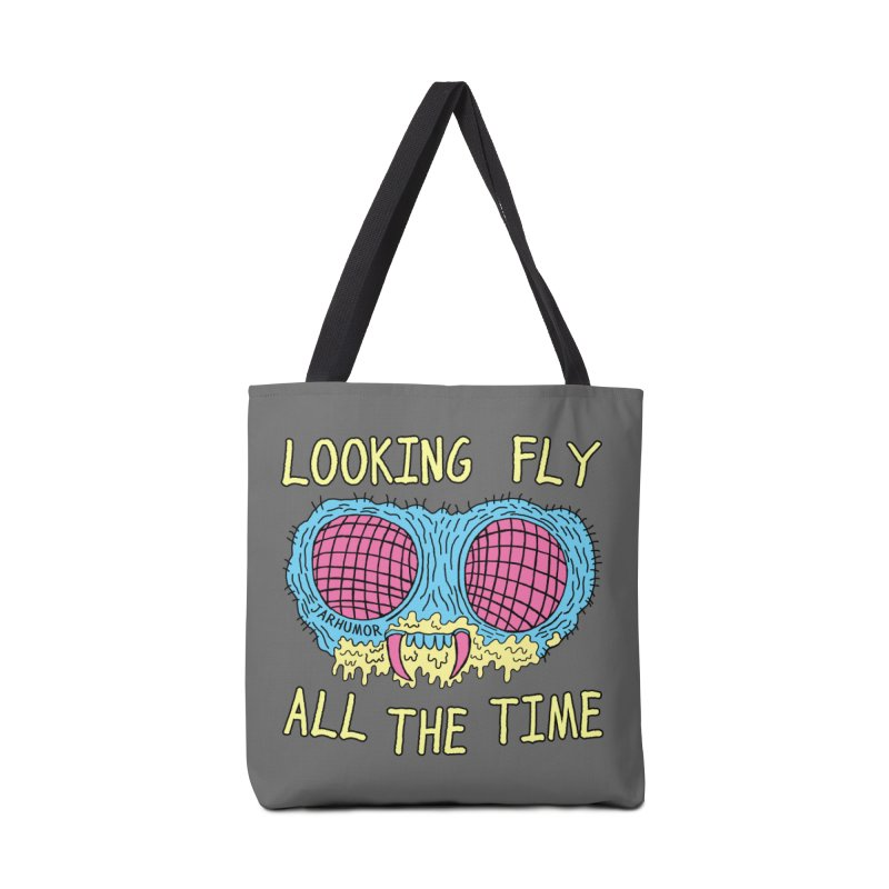 Looking Fly Accessories Tote Bag Bag by JARHUMOR