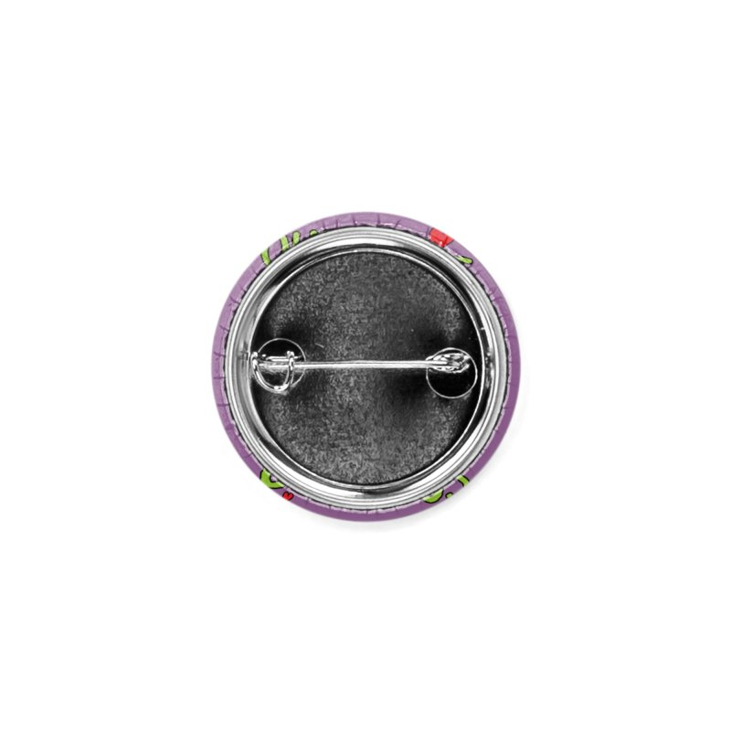 Chainsaw Love Accessories Button by JARHUMOR