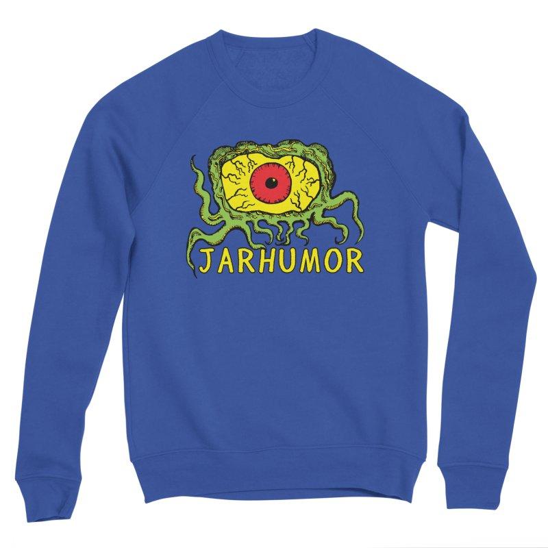 JARHUMOR Creeping Eye Women's Sweatshirt by JARHUMOR