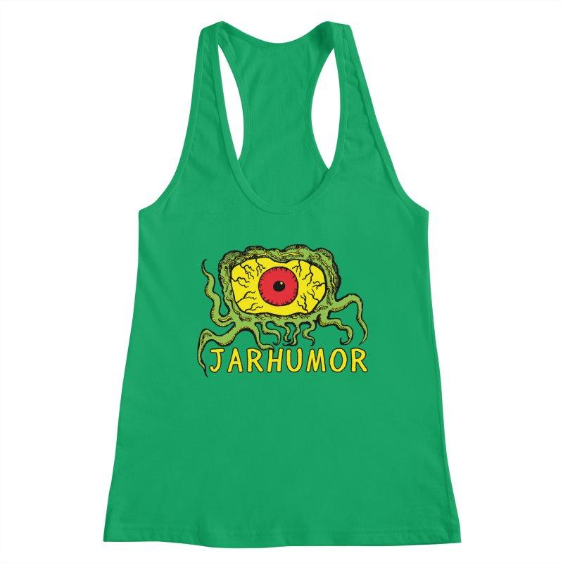 JARHUMOR Creeping Eye Women's Tank by JARHUMOR