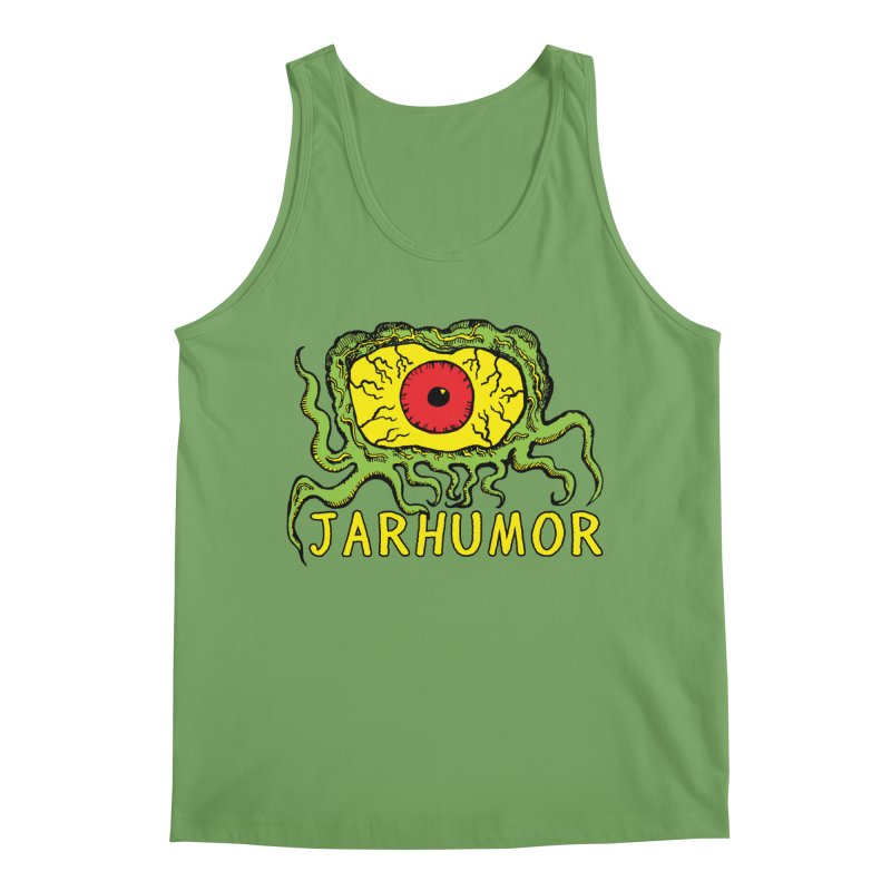 JARHUMOR Creeping Eye Men's Tank by JARHUMOR