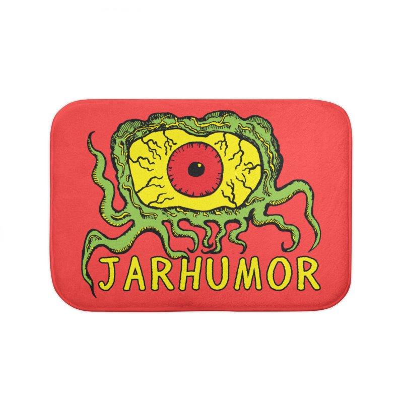JARHUMOR Creeping Eye Home Bath Mat by JARHUMOR