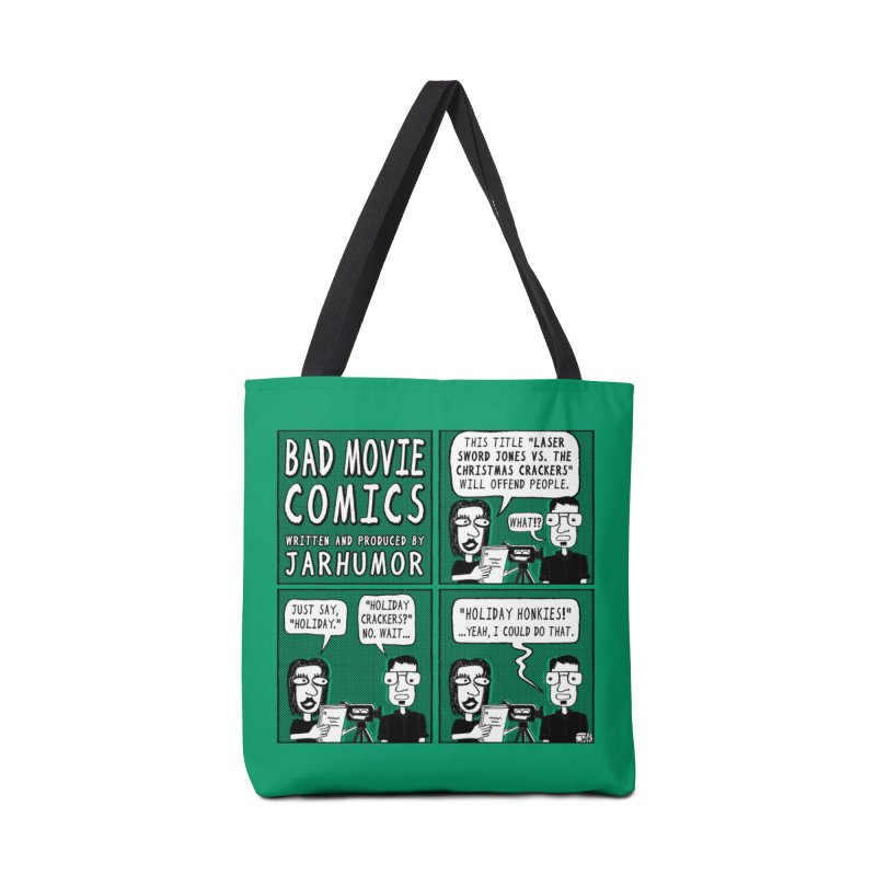 Jive-Ass Holiday Movie Accessories Bag by JARHUMOR