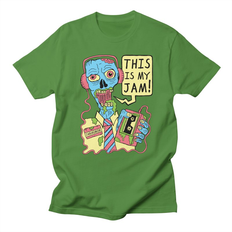 This Is My Jam Men's T-Shirt by JARHUMOR