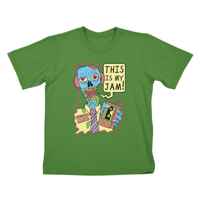 This Is My Jam Kids T-Shirt by JARHUMOR
