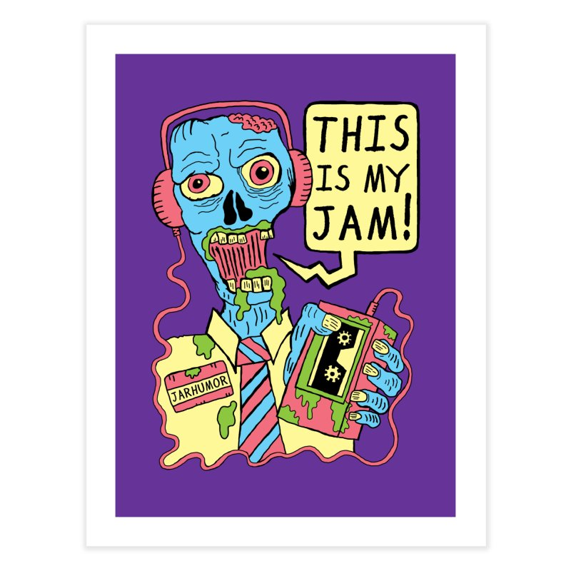 This Is My Jam   by James A. Roberson (JARHUMOR)