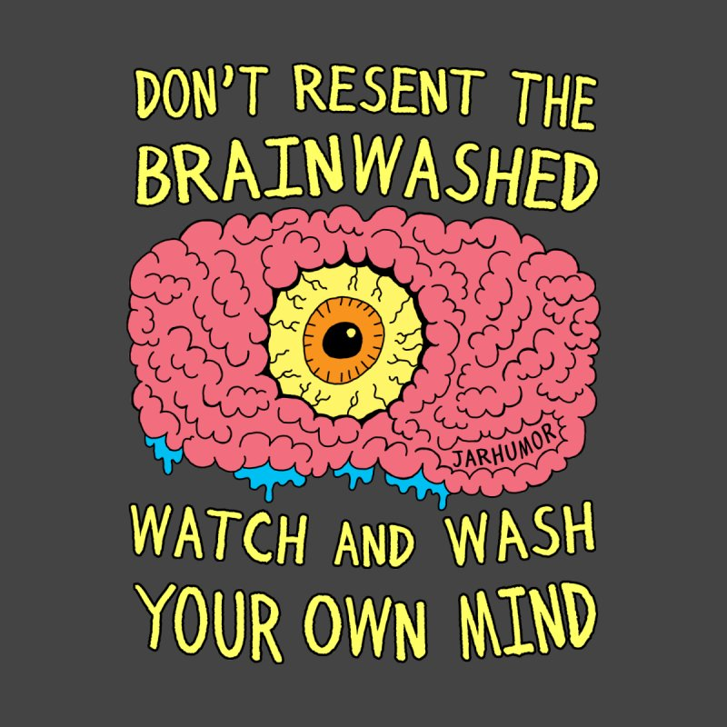 The Brainwashed Accessories Bag by JARHUMOR