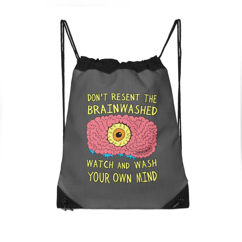 The Brainwashed Accessories Bag by JARHUMOR