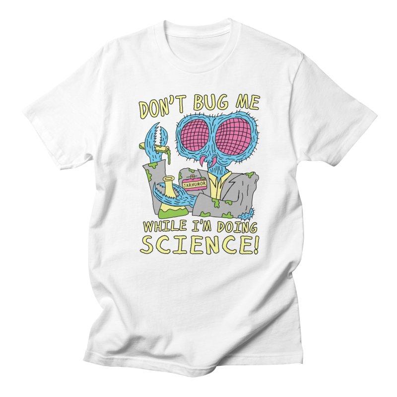 Bug Science Men's T-Shirt by JARHUMOR