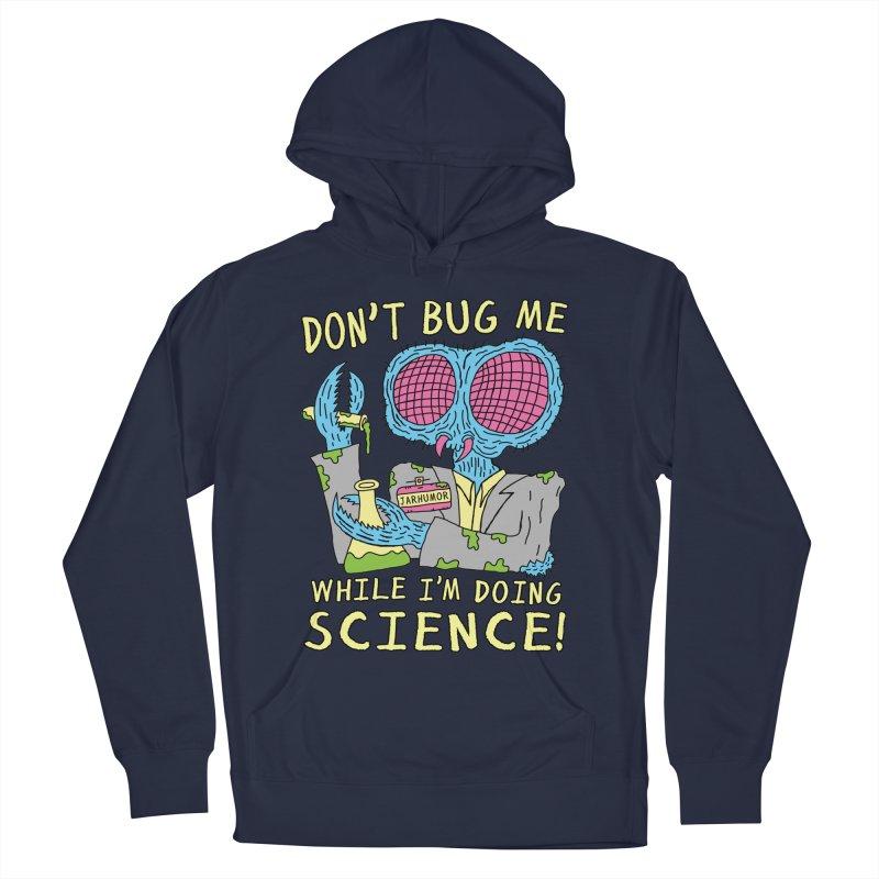 Bug Science Men's Pullover Hoody by JARHUMOR