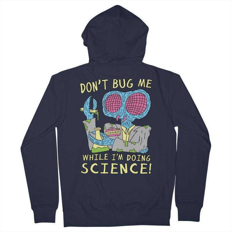 Bug Science Women's Zip-Up Hoody by JARHUMOR