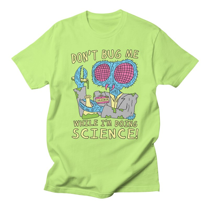 Bug Science Women's Unisex T-Shirt by JARHUMOR