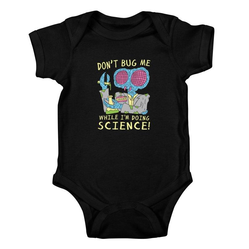 Bug Science Kids Baby Bodysuit by JARHUMOR