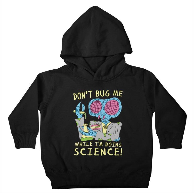 Bug Science Kids Toddler Pullover Hoody by JARHUMOR