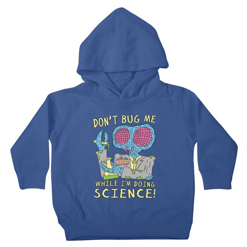 Bug Science Kids Toddler Pullover Hoody by James A. Roberson (JARHUMOR)