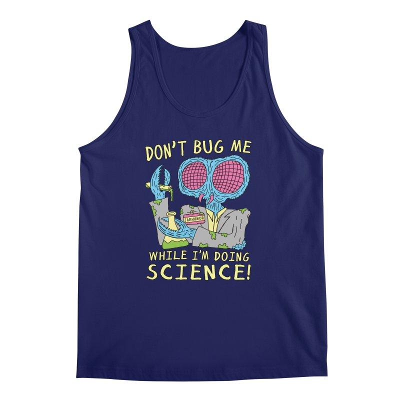 Bug Science Men's Regular Tank by JARHUMOR