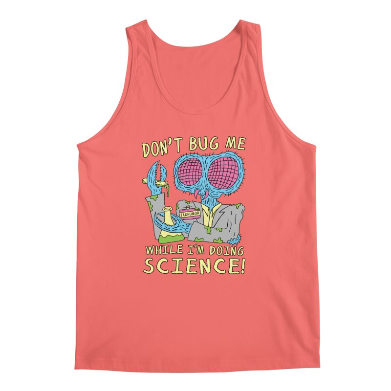 Bug Science Men's Tank by James A. Roberson (JARHUMOR)