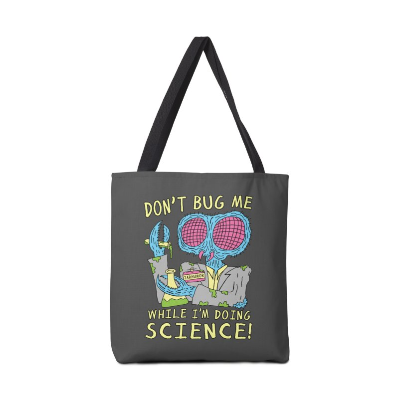 Bug Science Accessories Tote Bag Bag by JARHUMOR