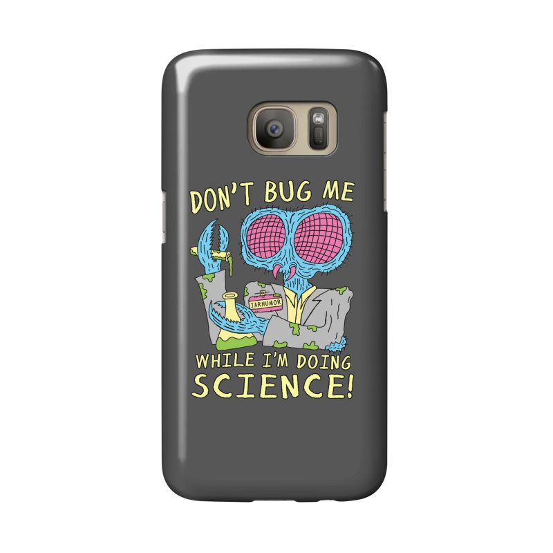 Bug Science Accessories Phone Case by JARHUMOR
