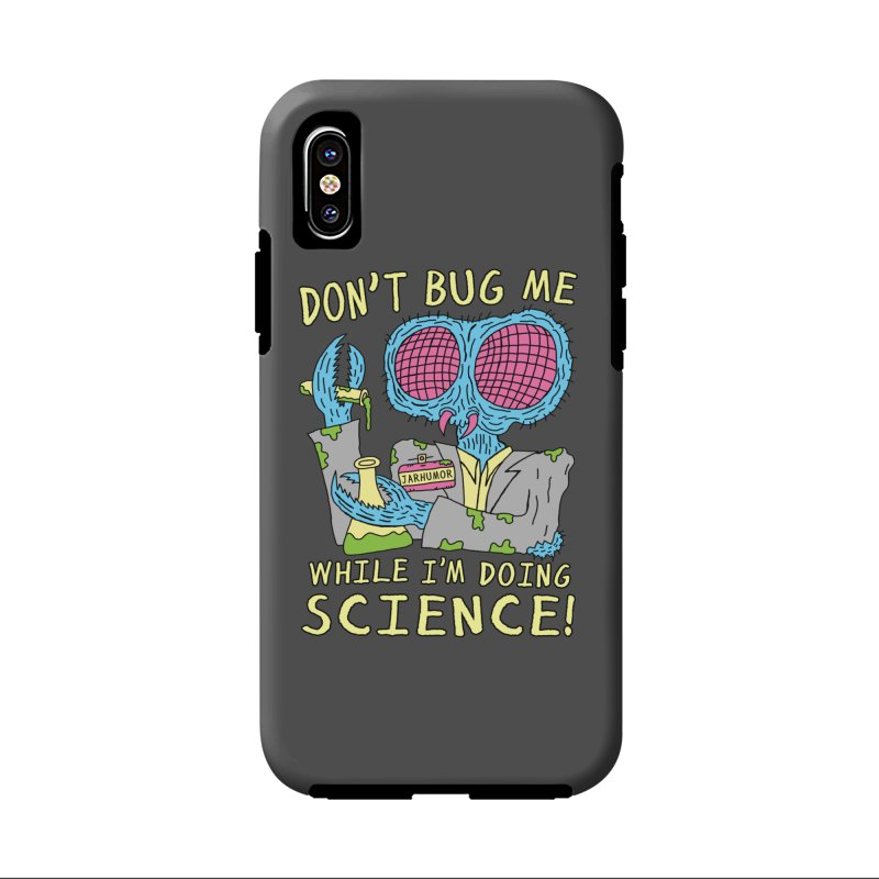 Bug Science Accessories Phone Case by JARHUMOR