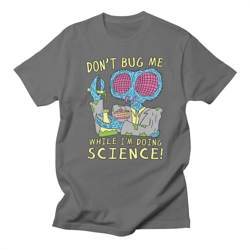 Bug Science Women's T-Shirt by JARHUMOR