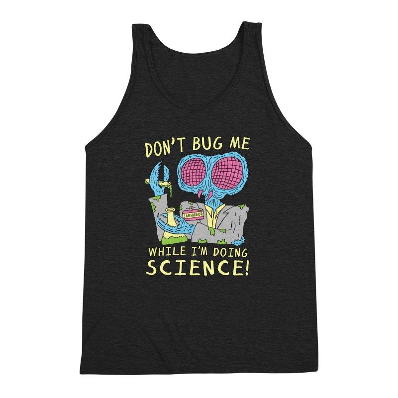 Bug Science Men's Triblend Tank by JARHUMOR