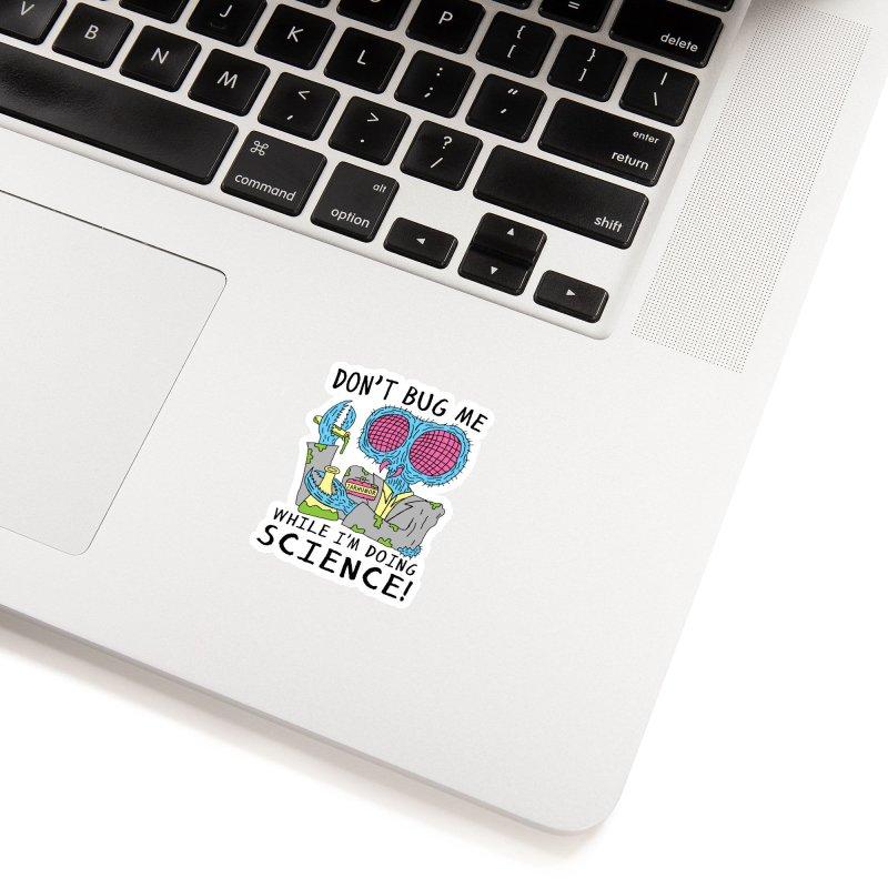 Bug Science Accessories Sticker by JARHUMOR