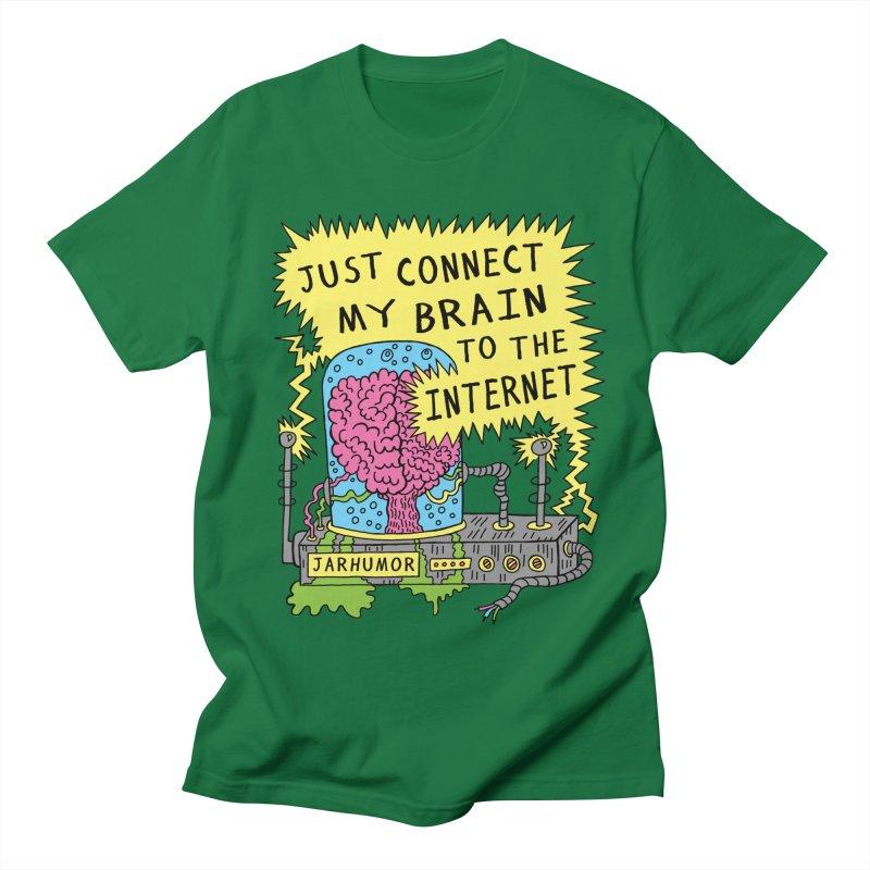 Internet Brain Women's  by JARHUMOR