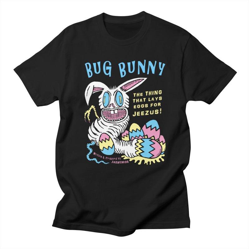 Bug Bunny Men's T-Shirt by JARHUMOR