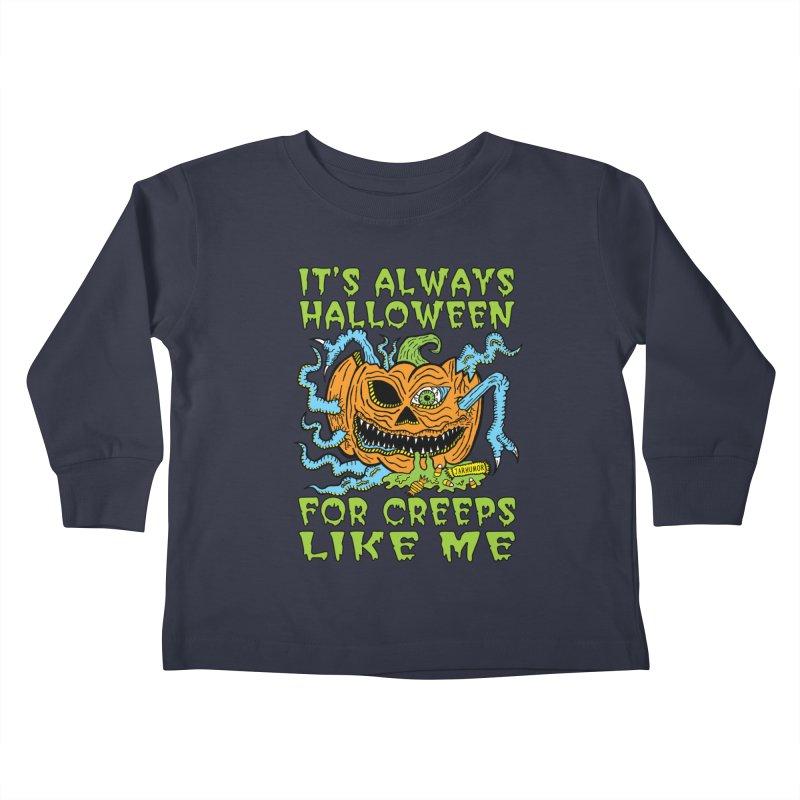 Halloween Creep   by James A. Roberson (JARHUMOR)