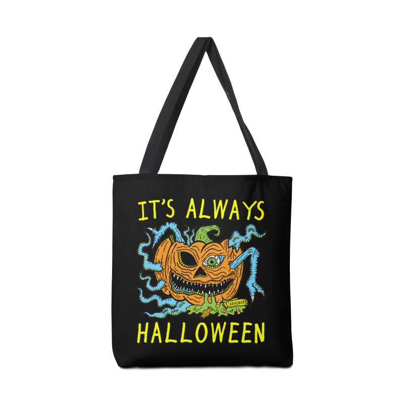 It's Always Halloween Accessories Bag by JARHUMOR
