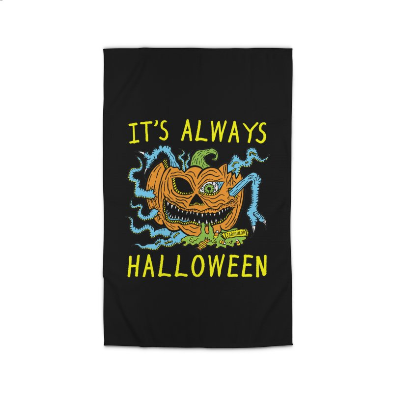 It's Always Halloween Home Rug by JARHUMOR