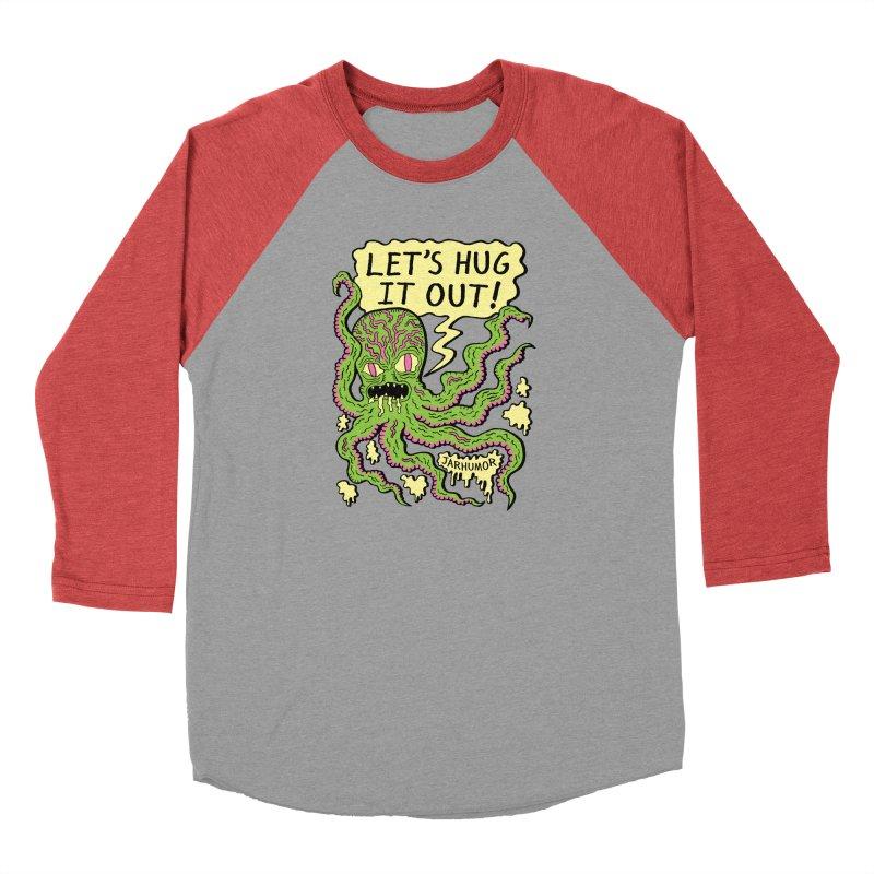 Lets Hug It Out Men's Longsleeve T-Shirt by JARHUMOR