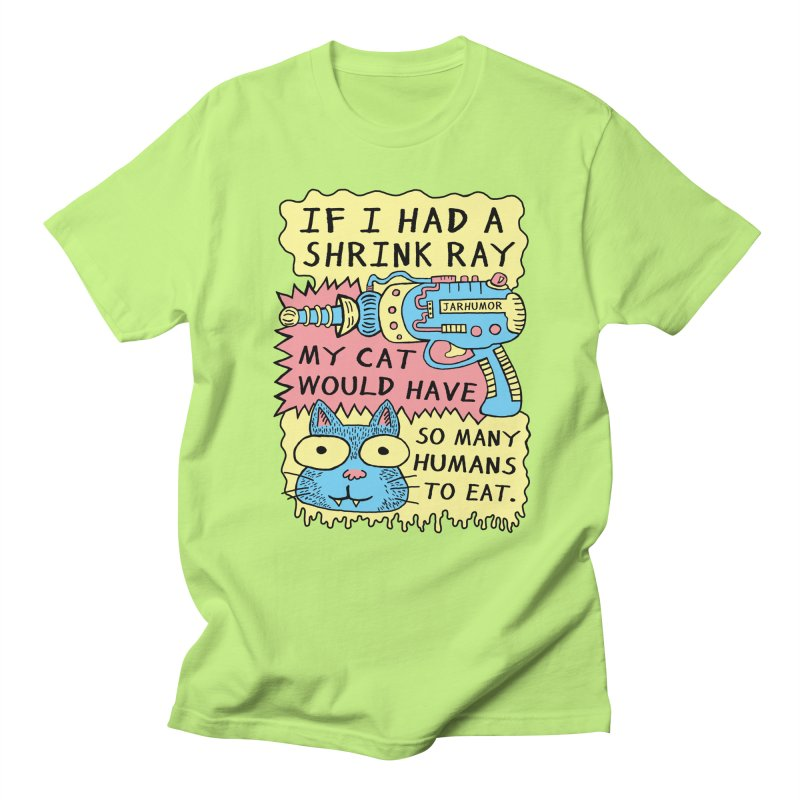 Shrink Ray Cat   by James A. Roberson (JARHUMOR)