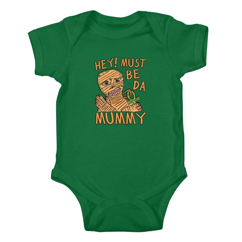 Da Mummy   by James A. Roberson (JARHUMOR)