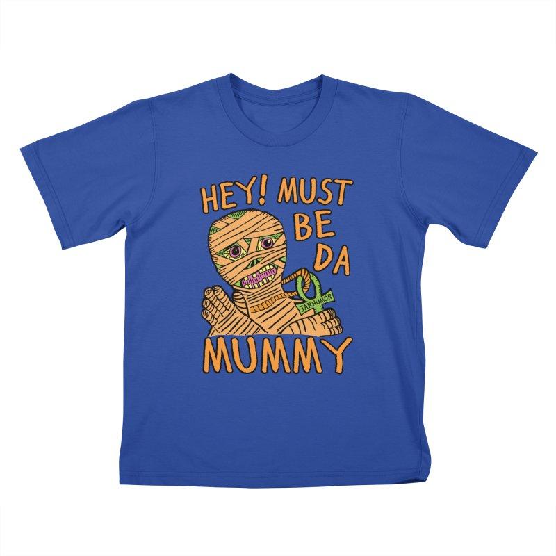 Da Mummy Kids  by JARHUMOR