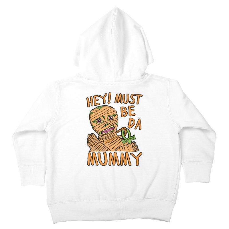 Da Mummy Kids Toddler Zip-Up Hoody by JARHUMOR